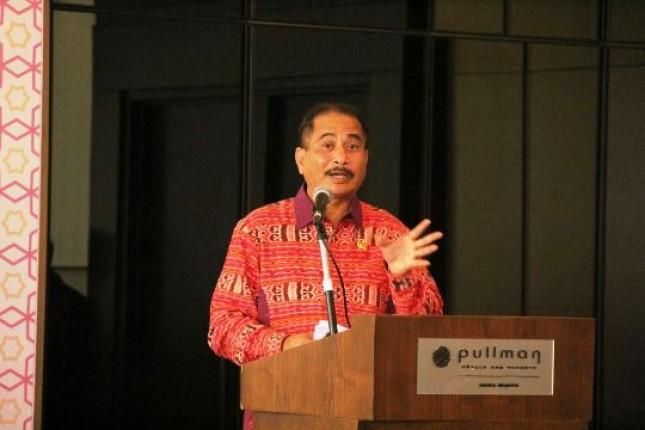 Menteri Pariwisata, Arief Yahya (Foto Dije)