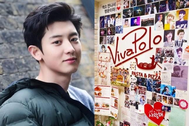Restoran milik Chanyeol EXO, Viva Polo di Seoul. (Dok. Industry.co.id)