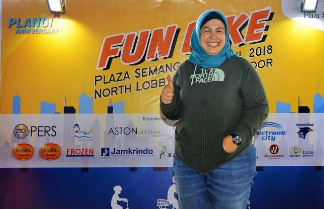 Feby Syam, Marketing Communication Manager Plaza Semanggi