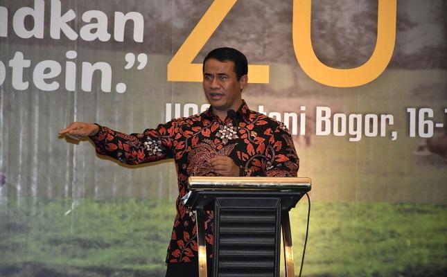 Menteri Pertanian Andi Amran Sulaiman di Bogor (Dok: Industry)