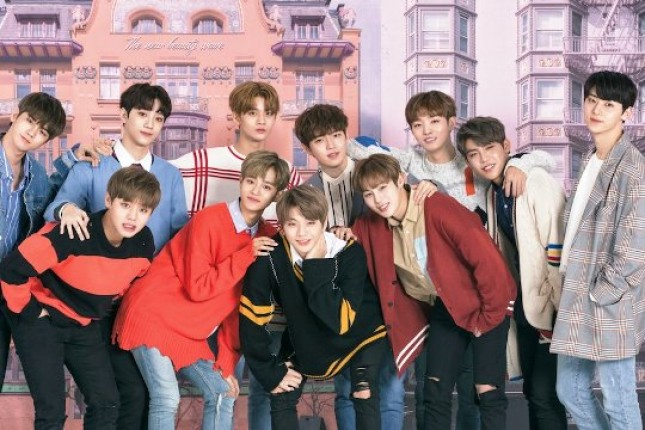 Boy group Wanna One (Foto : Soompi)