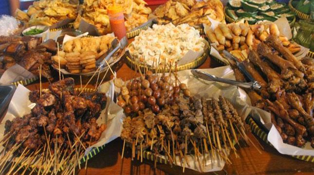 Kuliner Angkringan (Foto: Istimewa)