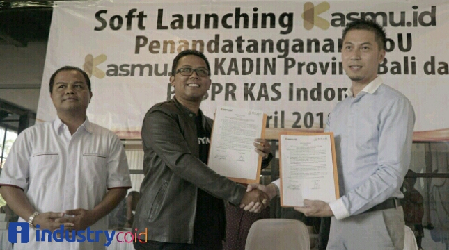Soft Launching kasmu.id