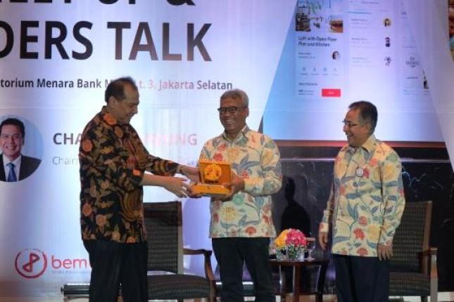 ILUNI UI-Chairul Tanjung Siap Wujudkan Enterpreneur Centre