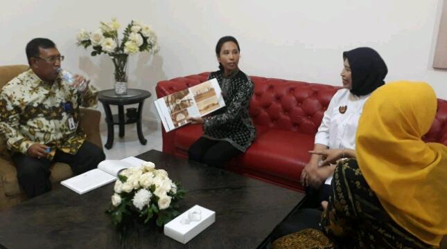 Menteri Rini Resmikan Layanan Eksekutif Heritage RS Pelni