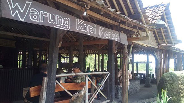 Kedai Kopi Merapi (Foto: TripAdvisor)