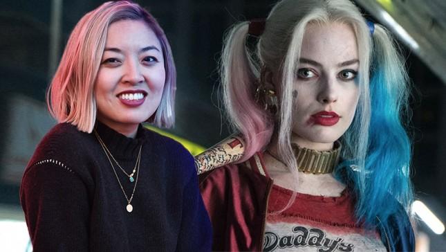 Sutrdara Cathy Yan akan menggarap film Harley Quinn. (Foto: Geekculture)