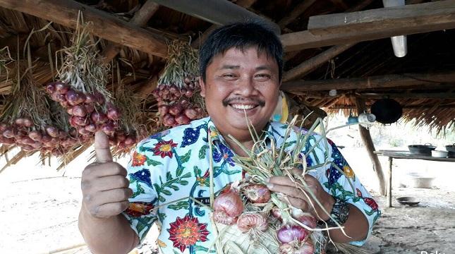 Direktur Sayuran dan Tanaman Obat, Direktorat Jenderal Hortikuktura, Kementerian Pertanian, Dr. Prihasto Setyanto