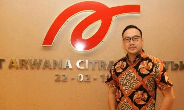 Edy Suyanto, Chief Operating Officer (CFO) PT Arwana Citramulia Tbk. (Foto: Herlambang/Industry.co.id)