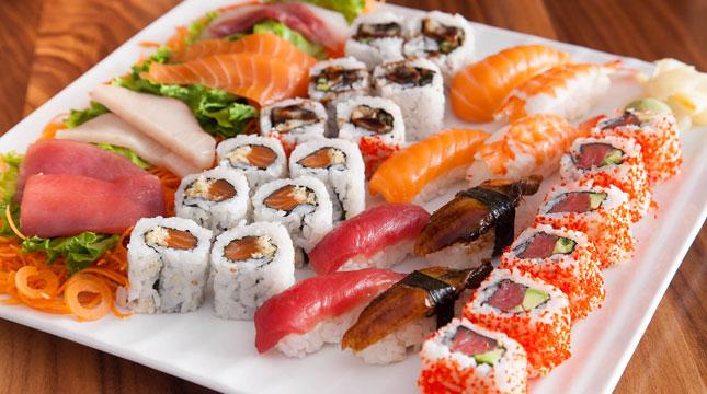 Kuliner Jepang, Sushi (Istimewa)