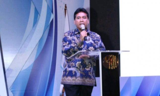 Ketua Umum Terpilih Apindo Periode 2018-2023 Hariyadi Sukamdani