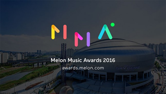 Melon Music Awards 2016. (Foto: K2n blog)
