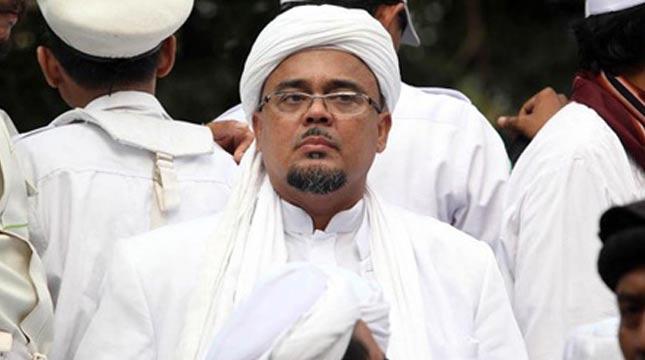Habib Rizieq (Istimewa)