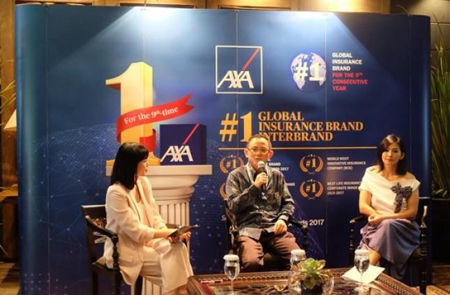 AXA Financial Luncurkan Layanan Maestro Prestige Link (Foto Dok Industry.co.id)
