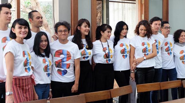Tayang Perdana di Malaysia, Film AADC 2 Raup Rp 960 Juta