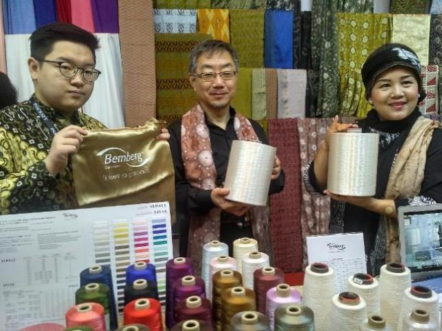 Indonesia -Jepang Jajaki kerjasama kemudahan bahan baku impor serat cupro sebagai alternatif pengganti benang sutera (Foto: Fadli Industry.co.id)