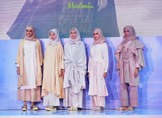 Indonesia Hijabfest 2017. (Foto: Moeslema)