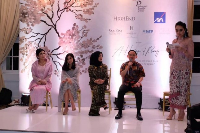 AXA Financial Indonesia meluncurkan Maestro Prestige Link