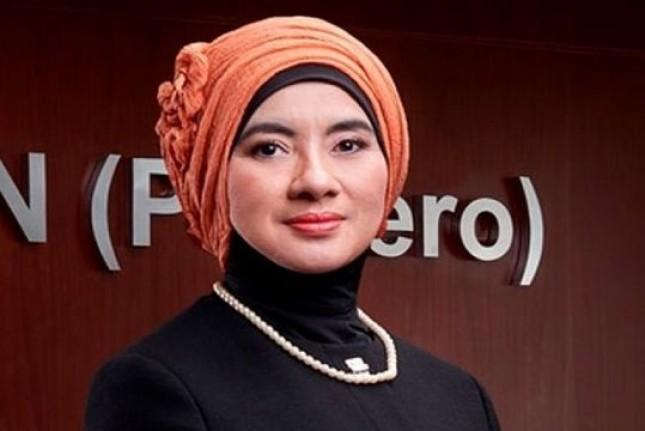 Direktur Utama Pertamina Nicke Widyawati (Foto Dok Industry.co.id)