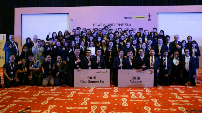 ICAEW Indonesia Business Challenge 2018