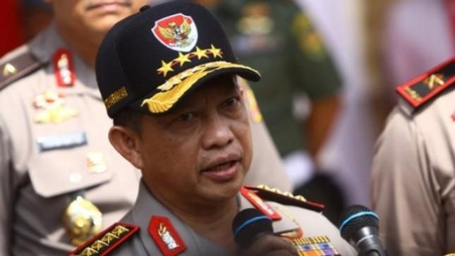 Kapolri Jendral Pol Tito Karnavian (Foto Dok Industry.co.id)
