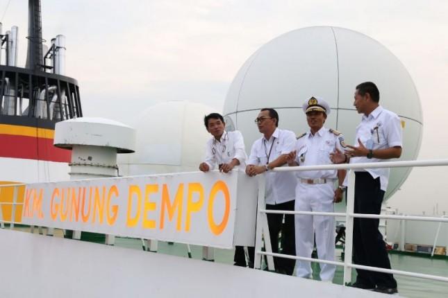 Pelni siapkan 26 armada kapal untuk mudik lebaran 2018