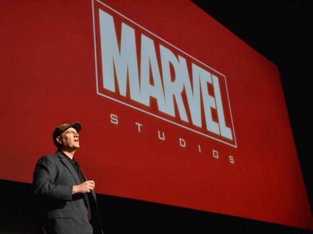 Bos besar Marvel Studios, Kevin Feige. (Source: YouTube)