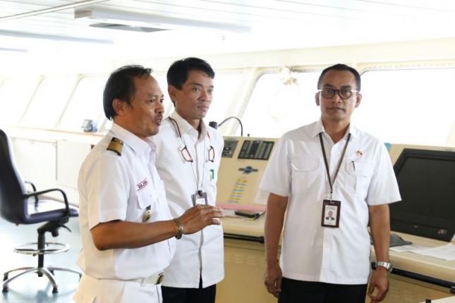 Pelni memperkirakan penurunan pemudik menggunakan kapal pada Lebaran 2018