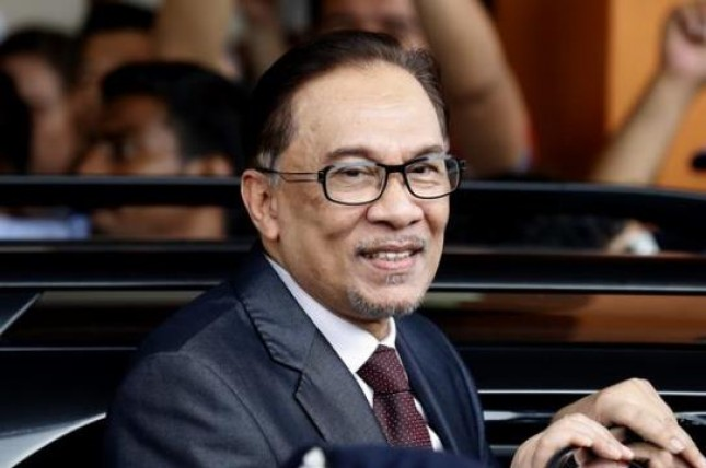 Anwar Ibrahim Ketua Umum Partai Keadilan Rakyat