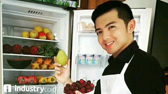 Celebrity Chef Nicky Tirta