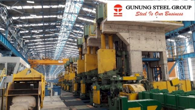 Foto Gunung Steel Group