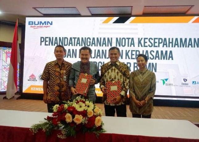 Dirut PT Semen Baturaja Tbk (Foto Dok Industry.co.id)