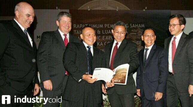 RUPST PT Merdeka Copper Gold Tbk