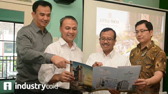 PP Properti-Jababeka Hadirkan Little Tokyo, Hunian Modern Berkelas Internasional di Timur Jakarta