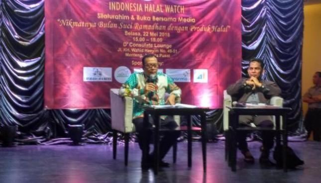 Lembaga Advokasi Halal, Indonesia Halal Watch meminta kepada pemerintah untuk memberikan subsidi kepada pelaku usaha mikro atau UKM dalam mengurus sertifikasi halal.