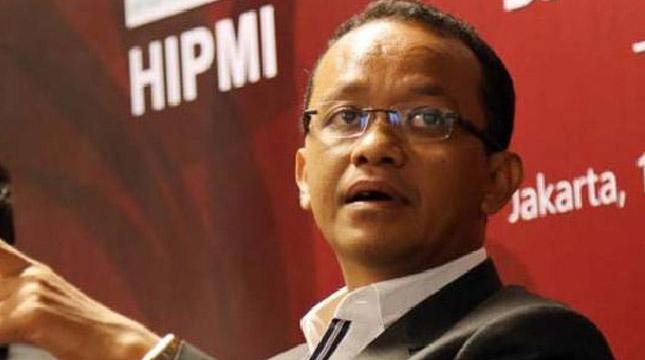 Ketua Umum Badan Pengurus Pusat Himpunan Pengusaha Muda Indonesia (BPP Hipmi), Bahlil Lahadalia (nahimunkar)