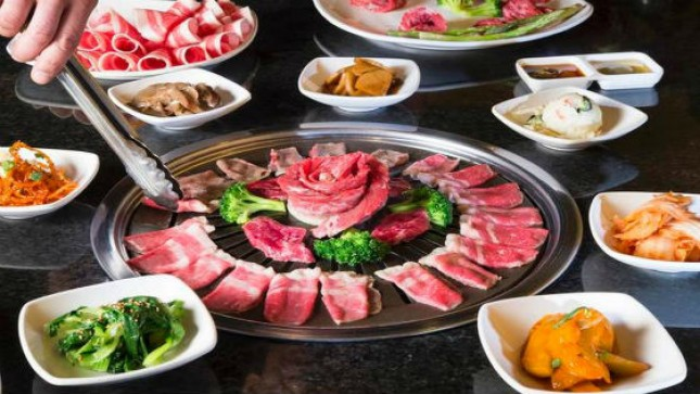 Menu khas Korea Selatan, Korean BBQ. (Foto ist)