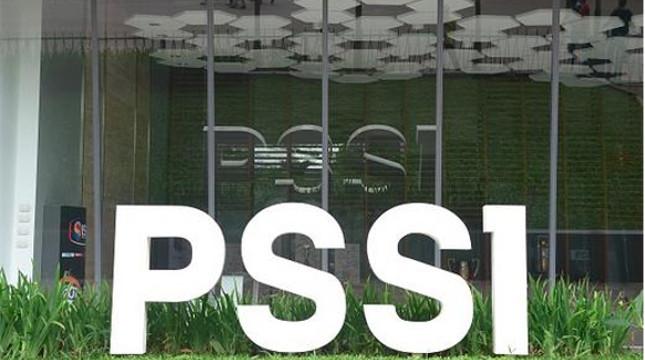 Kantor PSSI di area Gelora Bung Karno, Jakarta. (Adek Berry/AFP)