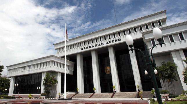 Gedung Mahkamah Agung (Globalindo)