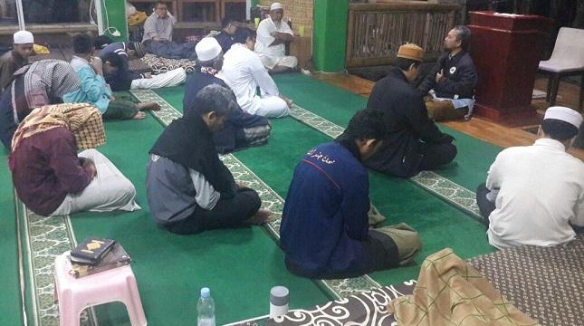Itikaf di Pesantren Alam Tahfizhul Quran Fityatul Islam, Desa Citameang, Mega Mendung Bogor