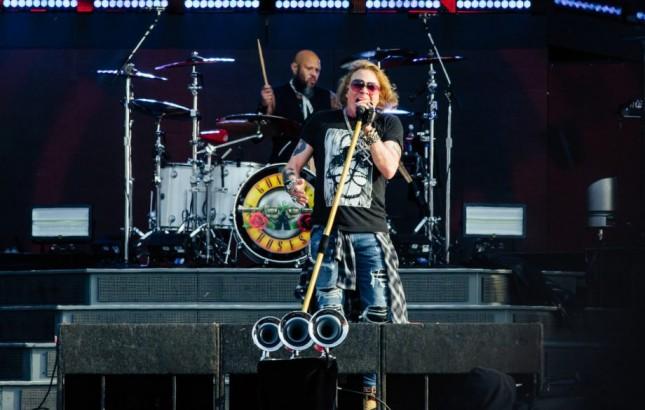 Guns N Roses (Foto: NME)