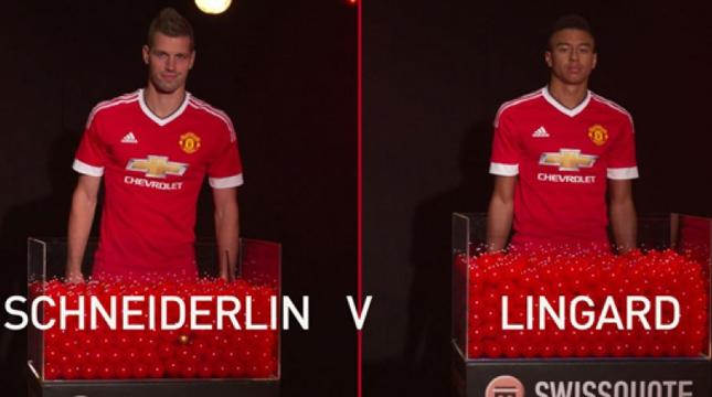 Swissquote Uji Pemain Manchester United