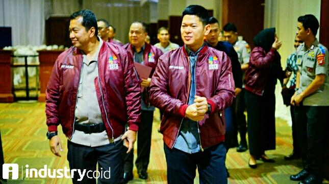 Test Event Asian Para Games 2018 Diamankan 2.500 Personil Keamanan