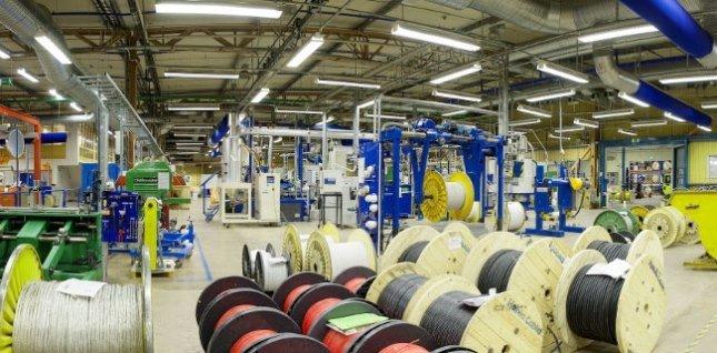 Pabrik Kabel (Foto Dok Industry.co.id)