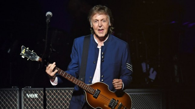 Paul McCartney (Foto: Rolling Stone)
