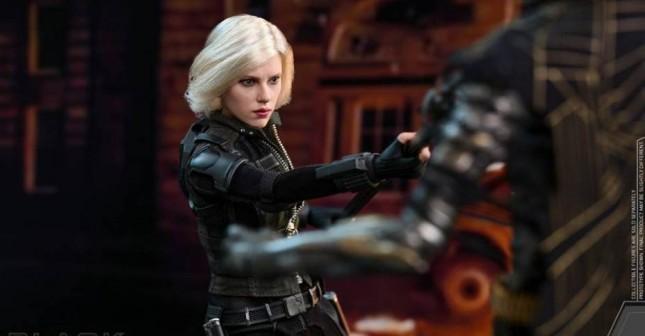 Aktris Scarlett Johansson, menjadi Black Widow. (Foto: Independent)