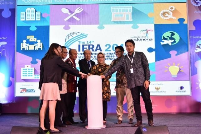 Pameran waralaba Internasional atau International Franchise, License & Business Concept Expo & Conference 2018 (IFRA) kembali digelar pada tanggal 20 22 Juli 2018 di Jakarta Convention Center.