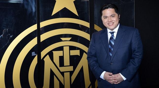 Erick Thohir sebagai Direktur Utama PT Intermedia Capital Tbk