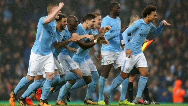 Manchester City (Foto Dok Industry.co.id)