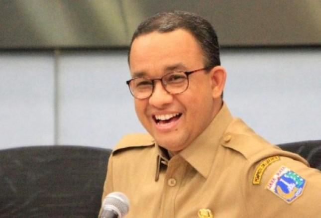 Gubernur DKI Jakarta Anies Baswedan (Foto Dok Industry.co.id)
